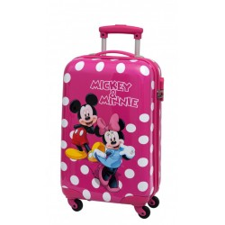 Trolley de cabina  Minnie & Mickey Lunares