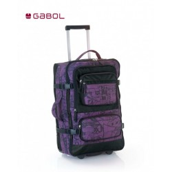 Trolley Soft Gabol morado