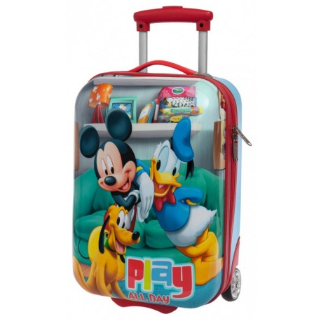 Trolley  Infantil MICKEY PLAY 55 CM 4521251