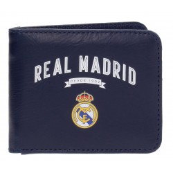 Billetero Vintage Marino Real Madrid