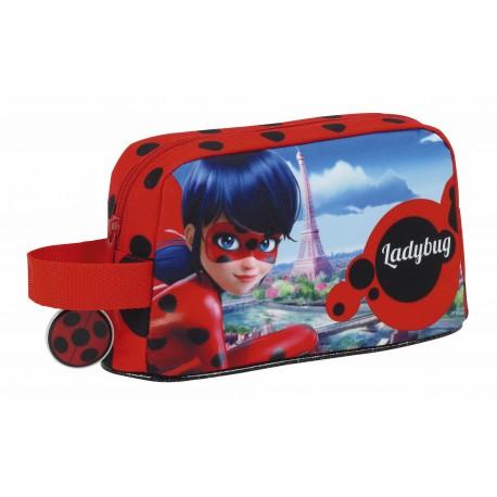 Portadesayunos Infantil con Protector Termo Ladybug