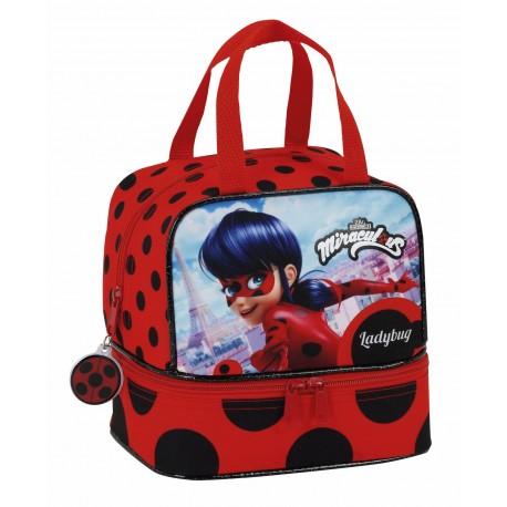 Portameriendas Infantil Ladybug