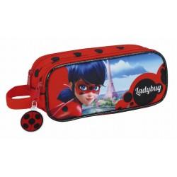 Portatodo Infantil Doble Ladybug