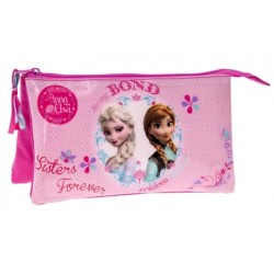 Estuche triple Frozen 9964301