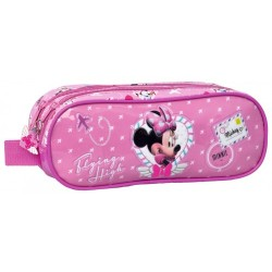Estuche portatodo doble de Minnie  16341