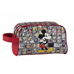 Neceser de Mickey doble y adaptable