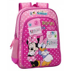 Mochila adaptable Minnie y Daisy
