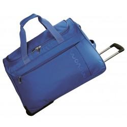 Bolsa de Viaje con Ruedas Movom colección Manhattan en color Azul