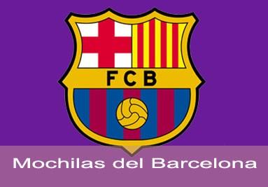 Mochilas del Barcelona