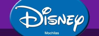 Mochilas y complementos  Disney