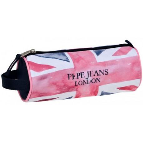 Estuche redondo de Pepe Jeans
