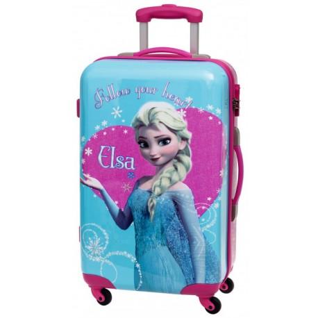 Maleta mediana Frozen Elsa