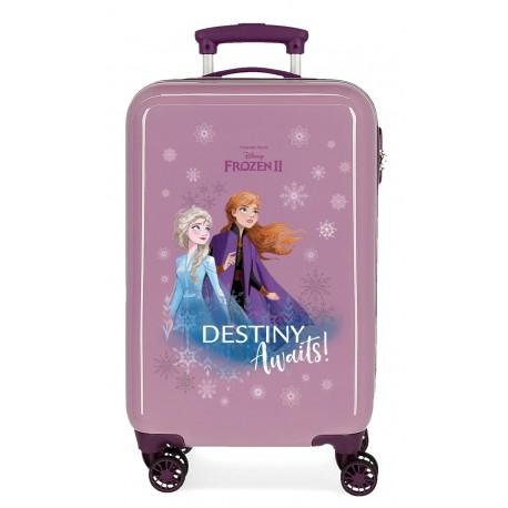 Maleta de Cabina Rígida en ABS Frozen II Destinity Awaits