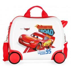 Maleta Infantil 41cm Correpasillos en ABS Good Mood Cars