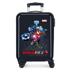 Maleta de Cabina en ABS Avengers Armour Up