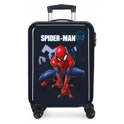 Maleta de Cabina Infantil en ABS Spiderman Action