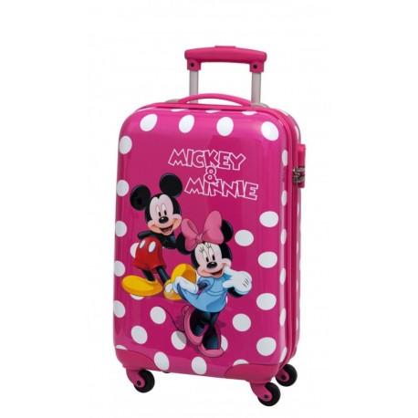 Trolley de cabina  Minnie & Mickey Lunares