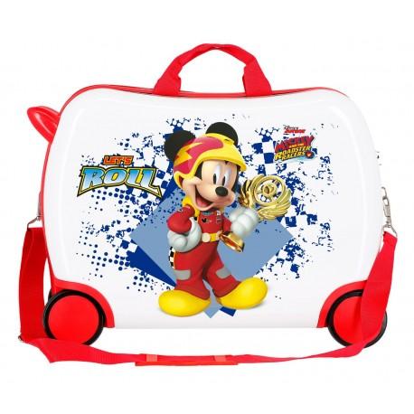 Maleta Infantil 50cm Correpasillos Joy Mickey