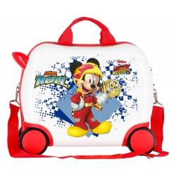 Maleta Infantil 41cm Correpasillos Joy Mickey