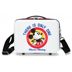 Neceser Adaptable a Trolley con Bandolera Mickey There Is Onli One