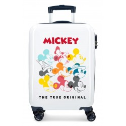 Maleta Infantil de Cabina en ABS Mickey Magic