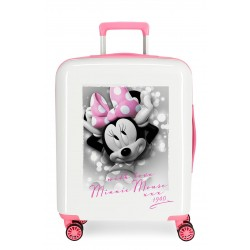 Maleta Cabina en ABS Minnie Style with love
