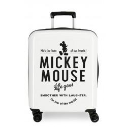 Maleta de Cabina Rígida en ABS Mickey Style hero