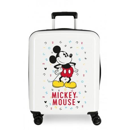 Maleta de Cabina Rígida en ABS Mickey Style