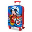 Maleta de Cabina Rígida en ABS World Mickey