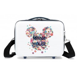 Neceser Adaptable a Trolley con Bandolera Minnie SUnny Day