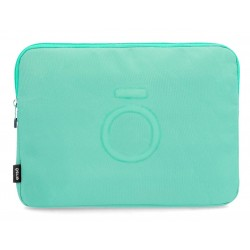 Funda Porta Tablet en Poliéster Enso Basic Color Turquesa