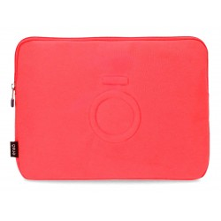 Funda Porta Tablet en Poliéster Enso Basic Color  Coral