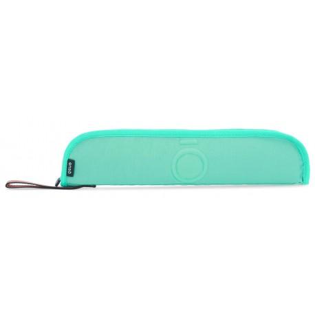 Porta Flautas con Asa Lateral Enso Basic Color Turquesa