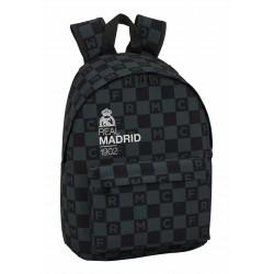 Mochila 41Cm Portaordenador con Dorsal Acolchado Real Madrid