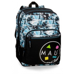 Mochila Grande Doble Compartimento Adaptable a Trolley Maui Shark