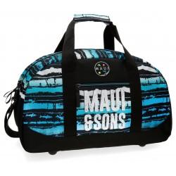 Bolsa de Viaje de 50cm con Asa y Bandolera Maui Waves