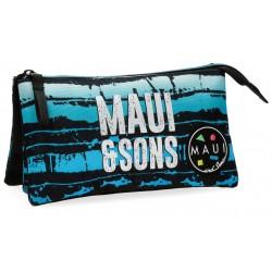 Portatodo Tres Compartimentos Maui Waves