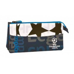 Portatodo de Tres Compartimento Champions League
