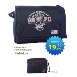 Bandolera Portaordenador BH Polo Club