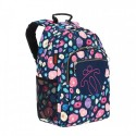 Mochila Grande 44 cm Adaptable a Carro Totto Acuaareles slq