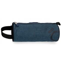 Portatodo Circular con Asa lateral Enso Colección Blue