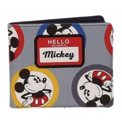 Billetero Mickey Circles
