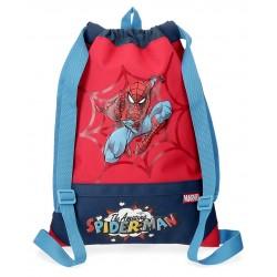 Saco de Cuerdas Spiderman Colección Pop