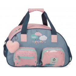 Bolsa de Viaje Infantil con Asa y Bandolera Enso colección Good Day