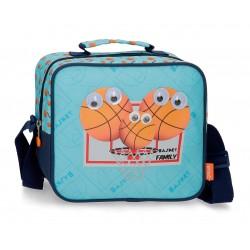Neceser Infantil con Bandolera Adaptable a Trolley Enso colección Basket Family