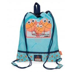Saco de cuerdas Infantil Enso colección Basket Family