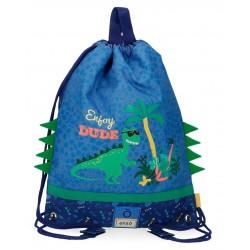 Saco de Cuerdas Infantil Enso colección Dino
