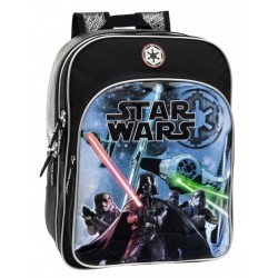 Mochila Grande 42 cm Adaptable a Carro Star Wars