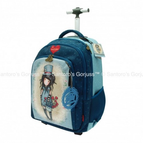 Mochila  Trolley  escolar Gorjuss