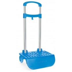 Carro Portamochilas Plegable Movom Azul